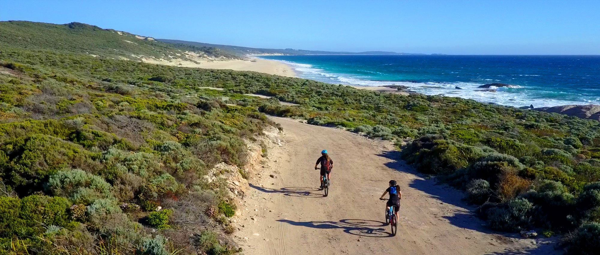 Discover Margaret River by bike